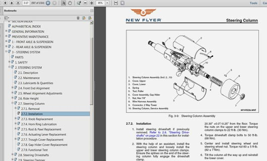 publications new flyer north america s bus leader new flyer rh newflyer com Wire Harness for VW Bus 71 VW Bus Wiring Diagram
