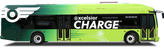 Xcelsior CHARGE<sup>™</sup>