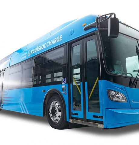 Country's Largest Transit Bus System on Electric Buying Spree