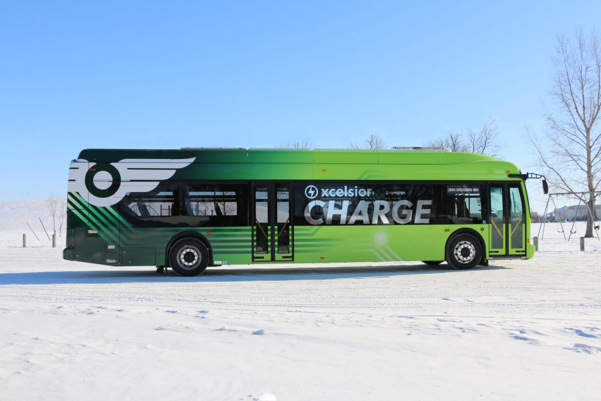 xcelsior charge™ new flyer north america's bus leader new  ramp arboc wiring diagrams #29